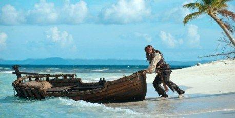 Le retour d'un naufragé